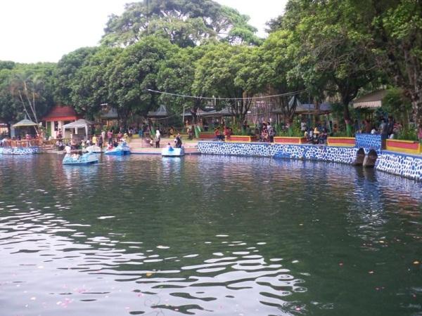 Wisata Pemandian Ubalan Pacet 100 7239 Taman Mini Kab Mojokerto