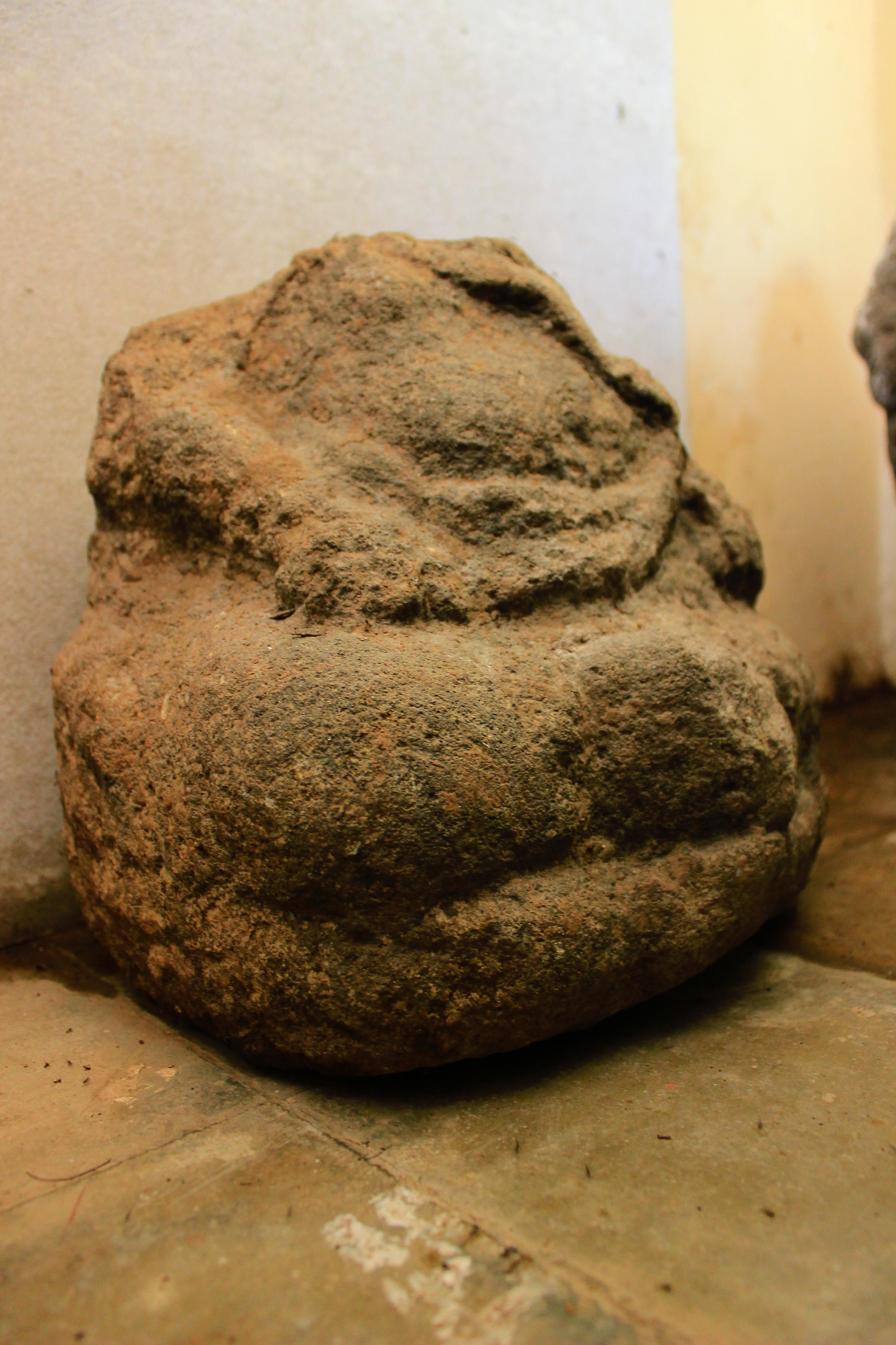 Ditemukannya Arca Ganesha Candi Lor Museum Online Kabupaten Nganjuk Kab