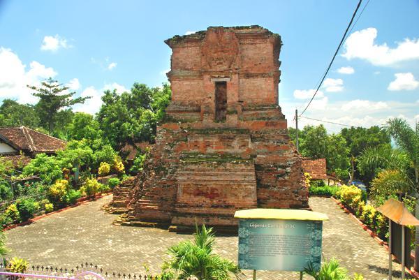 Historical Destination Nganjuktourism Ngetos Temple Candi Lor Kab Nganjuk