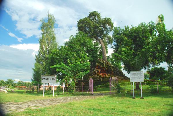 Nganjuk Tourism Lor Temple Images Gallery Candi 3 Jpg Kab