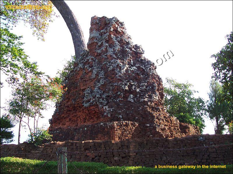 Sejarah Candi Lor Bata Nganjuk Marvelwordpress Bangunan Terbuat Batu Merah