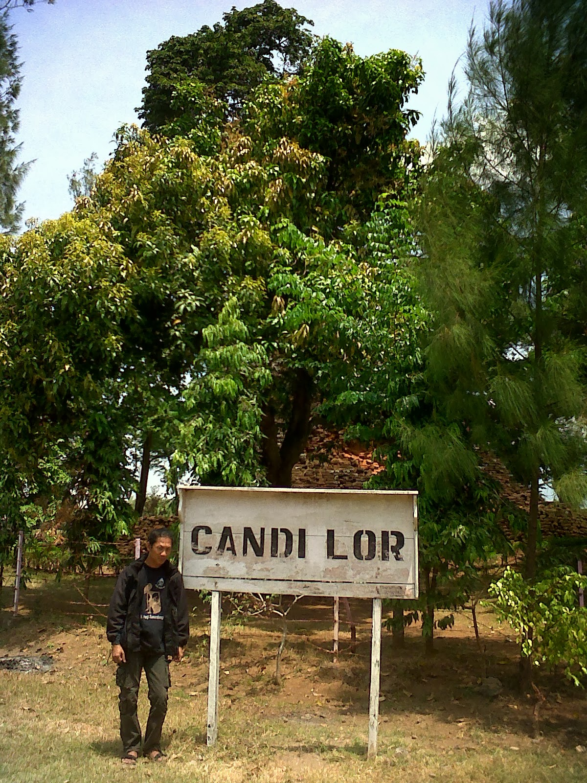 Sejarah Peristiwa Candi Lor Nganjuk Jawa Timur Areal Terdapat Dua