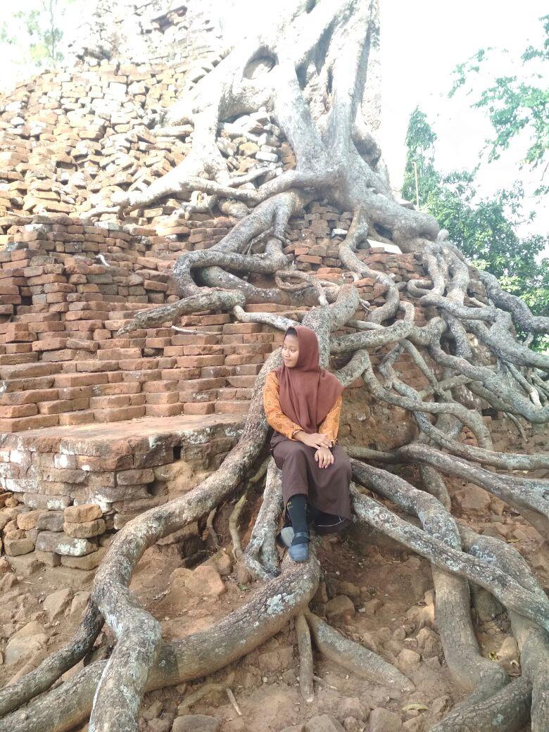 Wisata Sejarah Candi Lor Kab Nganjuk