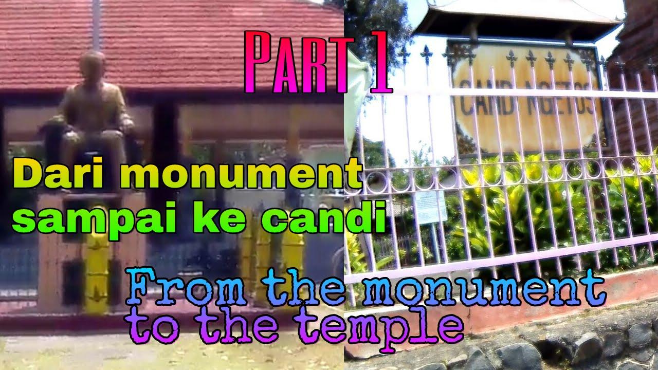 10 Candi Ngetos Nganjuk Daily Ride Part 1 Youtube Kab