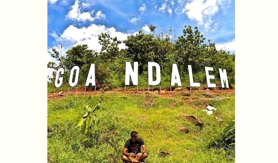 4 Keunikan Bukit Goa Ndalem Kabupaten Nganjuk Media Candi Ngetos