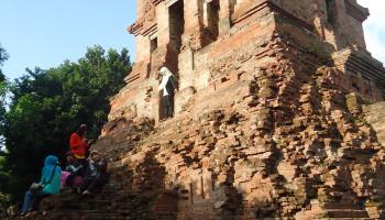 Candi Lor Museum Online Kabupaten Nganjuk Kerajaan Majapahit Ngetos Kab