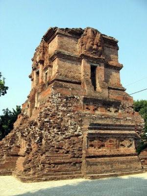 Nganjuk Jawa Timur Candi Ngetos Lokasi Te Flickr Indonesia Sultanates
