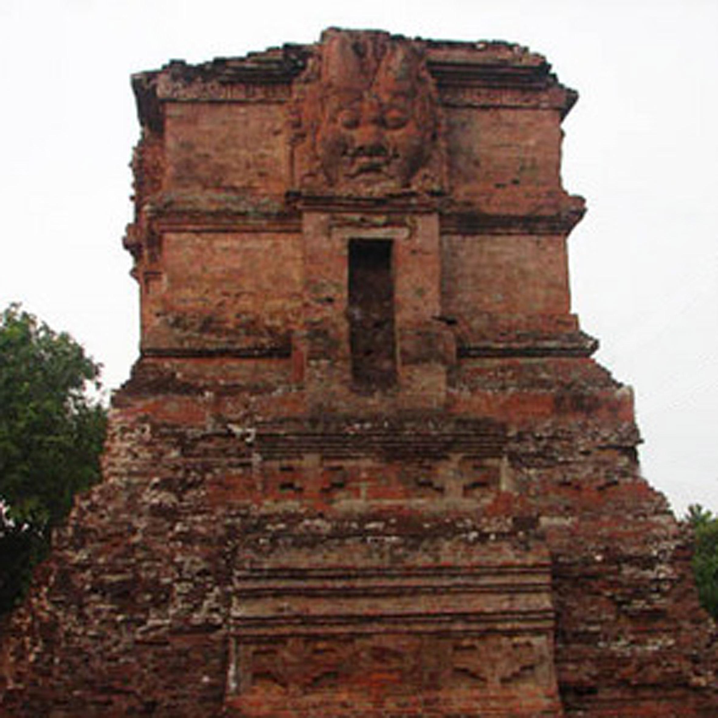 Raja Wilwatikta 4 Majapahit Candi Ngetos Desa Kabupaten Nganjuk Jawa