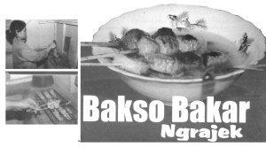 Bakso Bakar Ngrajek Kabupaten Nganjuk Wisata Jawatimuran Pusaka Kebun Teh