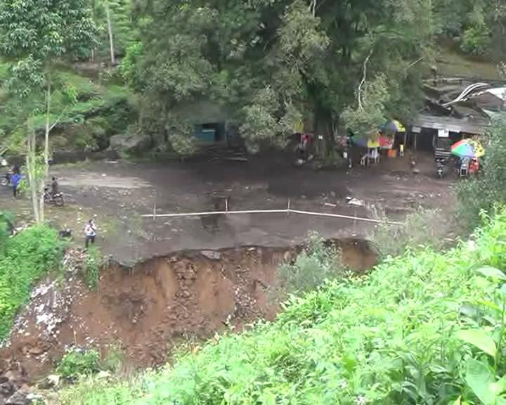 Banjir Bandang Longsor Terjang Agrowisata Jamus Ngawi Pojok Pitu Kebun