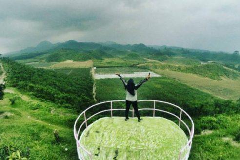 Harga Tiket Masuk Lokasi Bukit Teletubbies Spot Wisata Ngehits Blitar