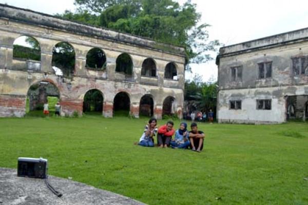 Kunjungan Sejumlah Tempat Wisata Ngawi Meningkat Antara News Kebun Teh