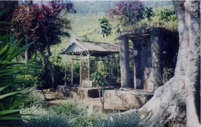 Pesona Wisata Kebun Teh Jamus Nyamuknyamuk Petilasan Berupa Makam Pendiri