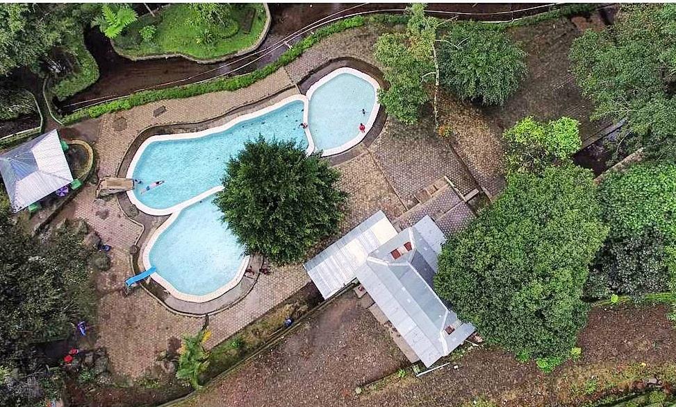 Rute Lokasi Kebun Teh Jamus Ngawi Punya Borobudur Hills Kab