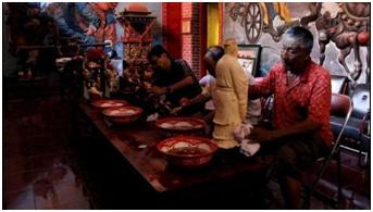 Kelenteng Hok Yoe Kiang Khazanah Arsip Seni Budaya Nganjuk Disparporabud