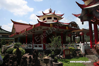 Kelenteng Hong San Kiong Jombang Jawa Timur 300 Klenteng Hok