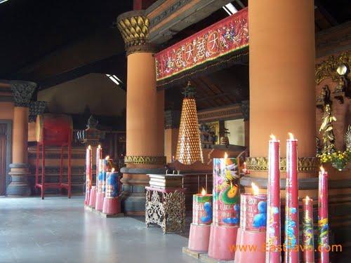 News Nganjuktourism History Hok Yoe Kiong Temple Klenteng Kab Nganjuk