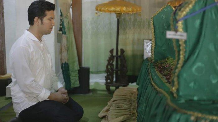 Berziarah Makam Kanjeng Jimat Emil Dardak Teladani Sejarah Panjang Kabupaten