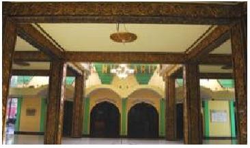 Kanjeng Jimat Complex Khazanah Arsip Seni Budaya Nganjuk Makam4 Makam