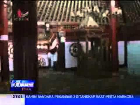 Masjid Al Mubarok Berbek Nganjuk Youtube Makam Kanjeng Jimat Kab