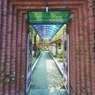 Mtsn7nganjuk 18 Wisata Menarik Kabupaten Nganjuk Jawa Timur Makam Kanjeng