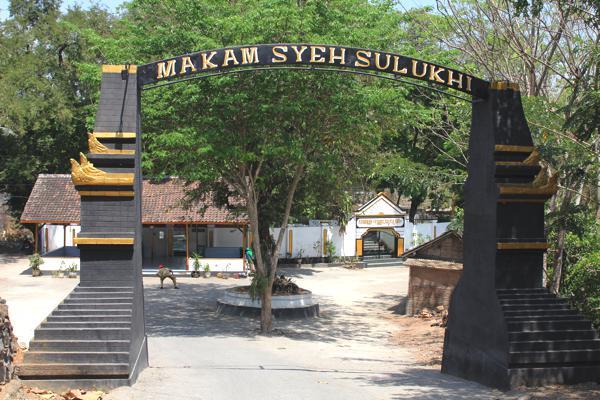 Nganjuk Tourism Syeh Suluki Graveyard Images Gallery Makam Sulukhi 5