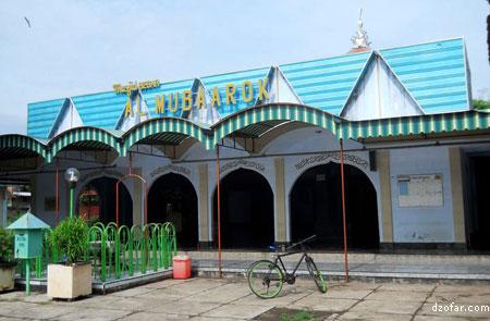 Wisata Rohani Makam Kyai Kanjeng Jimat Vectoria Jenaka Masjid Al