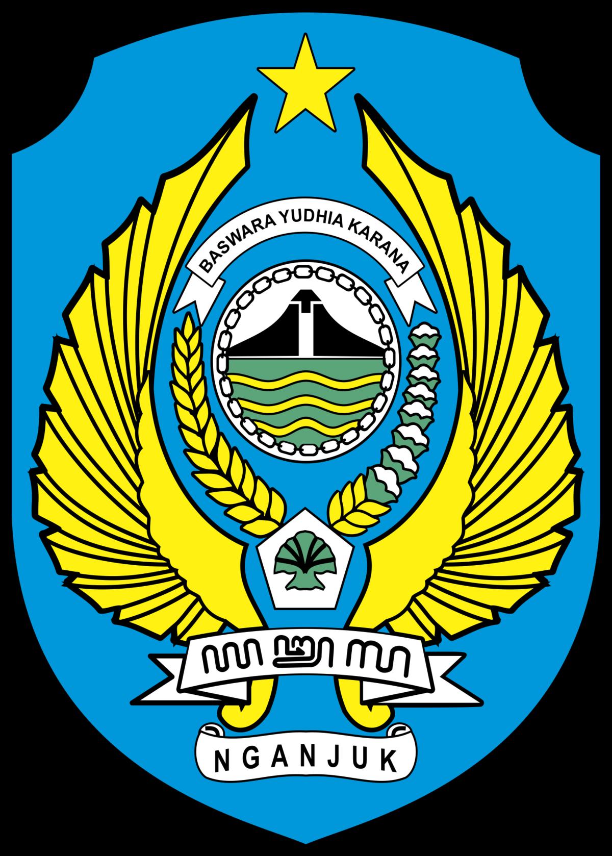 Kabupaten Nganjuk Wikipedia Bahasa Indonesia Ensiklopedia Bebas Masjid Yoni Al