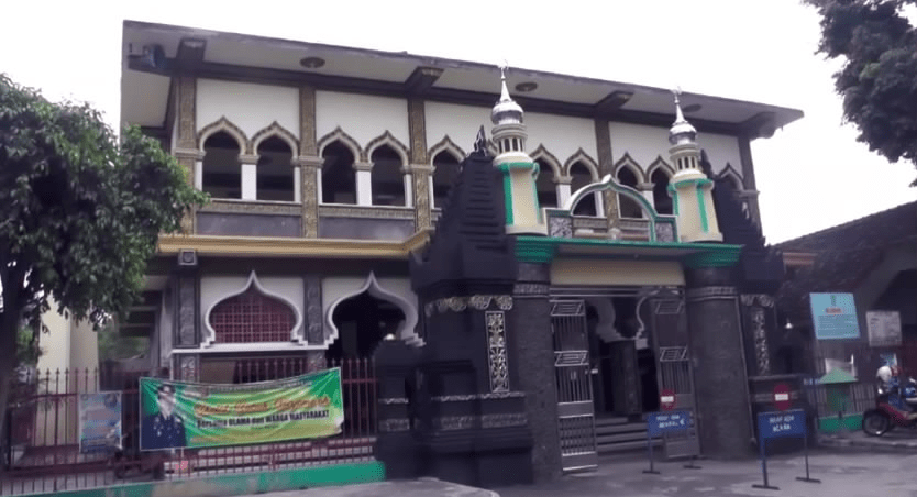 Masjid Al Mubarok Berbek Tertua Kabupaten Nganjuk Pt Yoni Kab