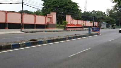 Masjid Al Mubarok Kanjeng Jimat Adipati Pertama Nganjuk Jawa Timur