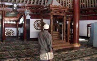 Masjid Al Mubarok Kediri Miliki Daya Magis Yoni Kab Nganjuk