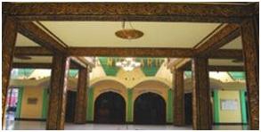 Masjid Al Mubarok Khazanah Arsip Seni Budaya Nganjuk Mj 00