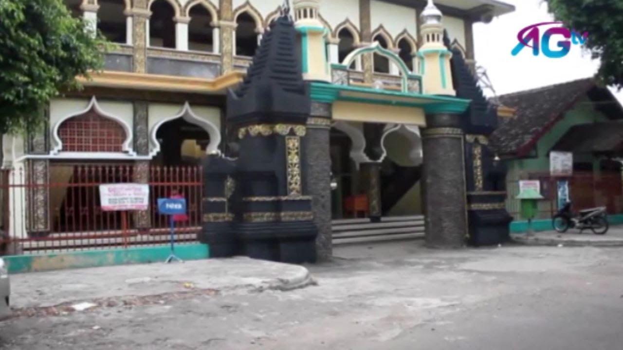 Masjid Al Mubarok Kuno Bernuansa Hindu Islam Agtv Youtube Yoni