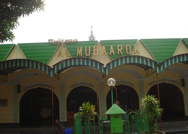 Masjid Kuno Al Mubarok Nganjuk Yoni Kab