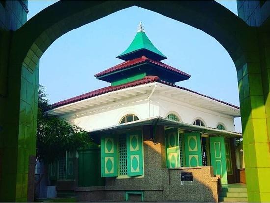 Masjid Layur Kampung Melayu Semarang Info Menarik Sedulur Klaten Yoni