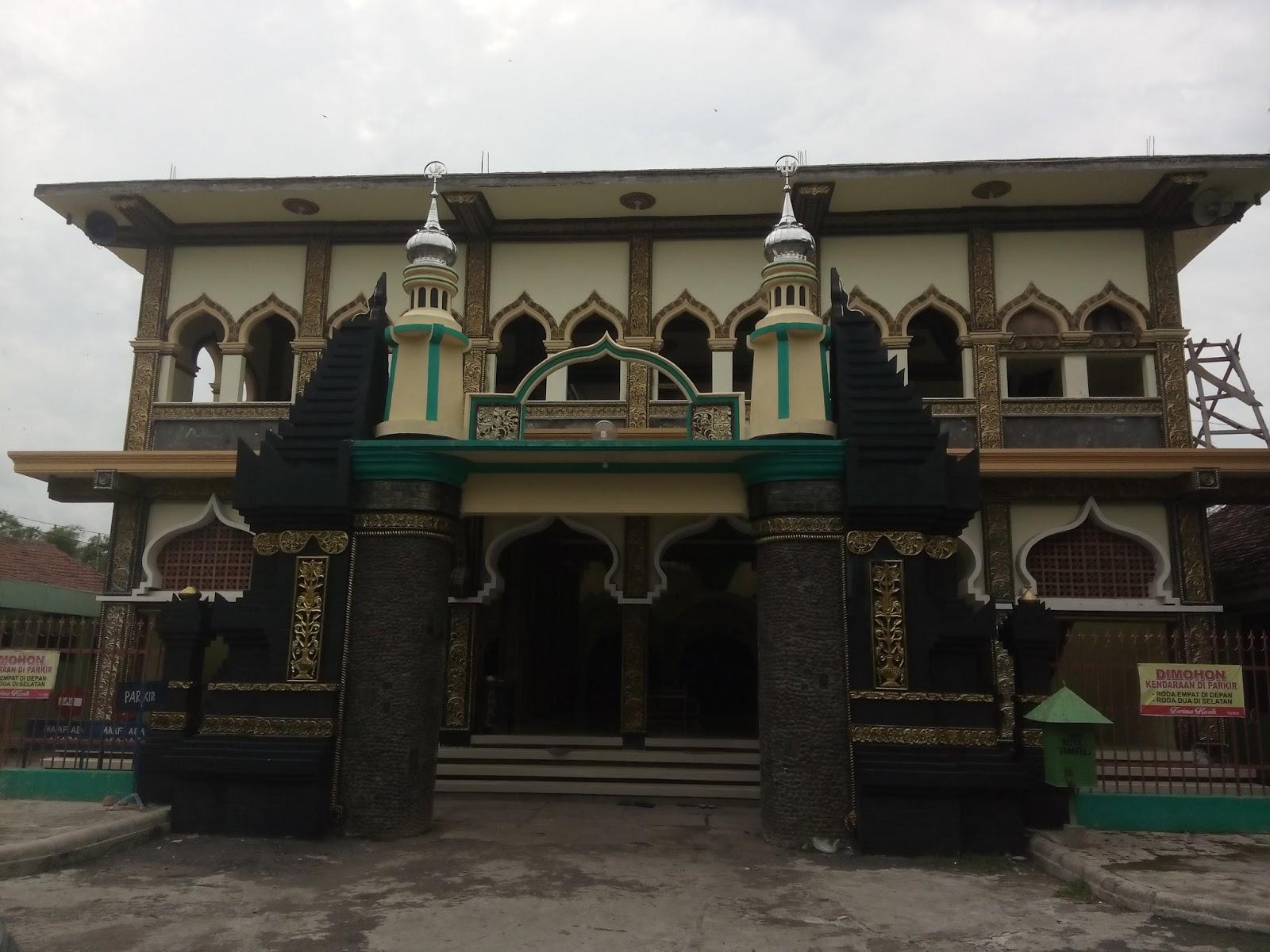 Mawar Sekuntum 16 01 31 02 07 Blusukan Masjid Kuno