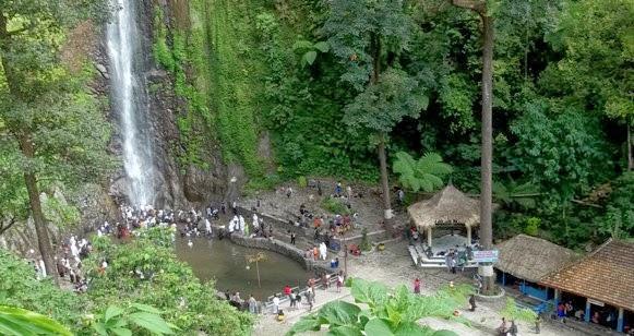 Tempat Wisata Nganjuk Jawa Timur Wajib Dikunjungi Air Terjun Sedudo