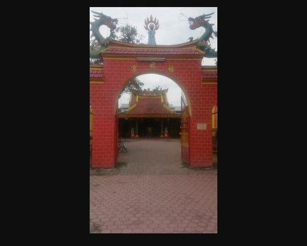 Yoni Kuno Masjid Al Mubarok Nganjuk Sportourism Id Altar Dewa
