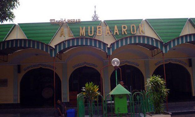 Yoni Kuno Masjid Al Mubarok Nganjuk Sportourism Id Kab
