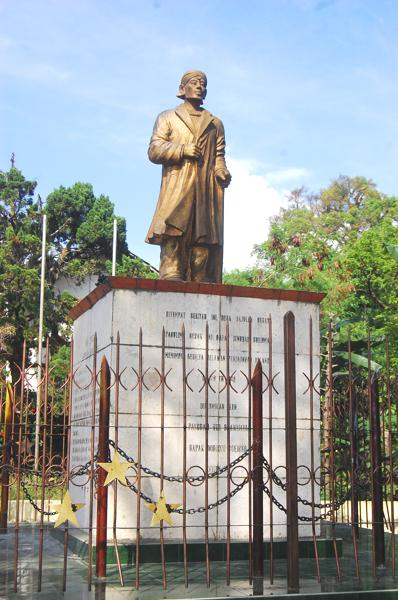 Historical Destination Nganjuktourism Jenderal Sudirman Site Monumen Dr Soetomo Kab
