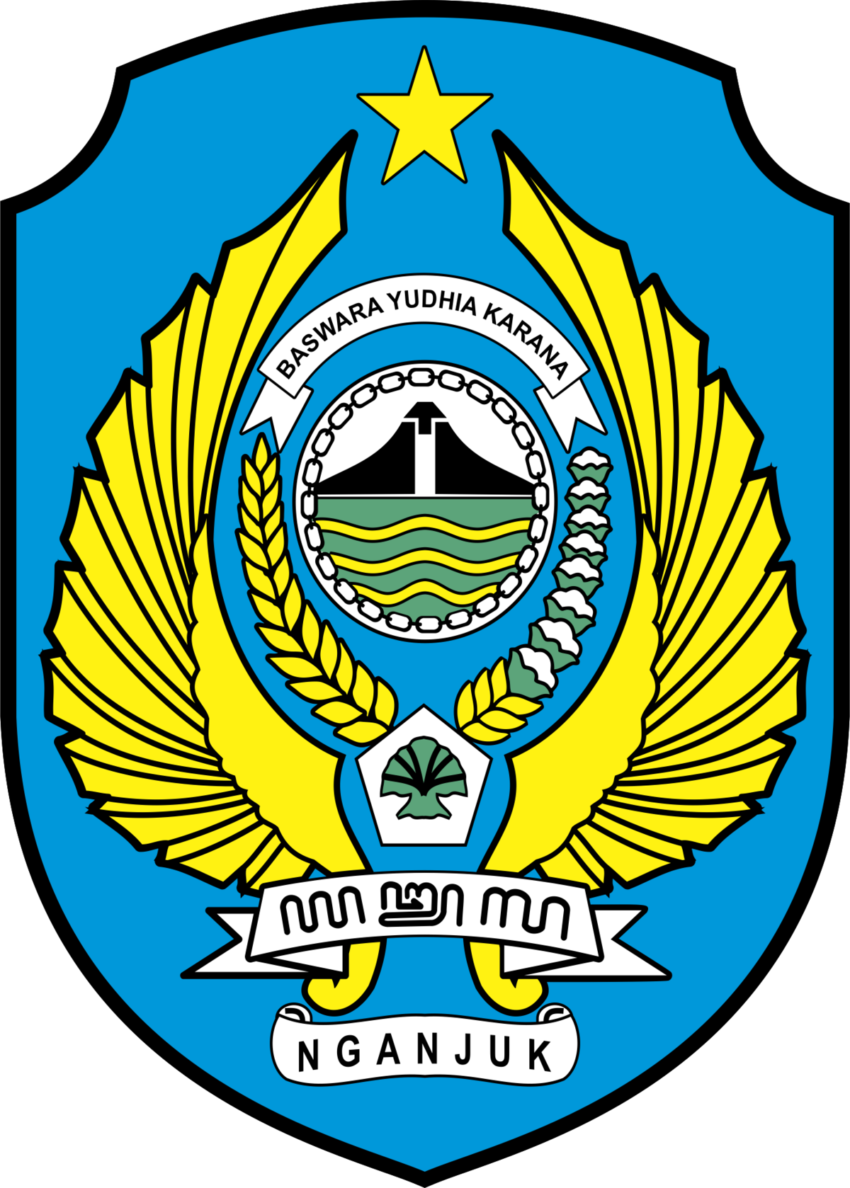 Kabupaten Nganjuk Wikipedia Bahasa Indonesia Ensiklopedia Bebas Monumen Dr Soetomo