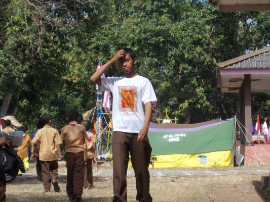 Kemah Kkmi Nganjuk Selatan Monumen Dr Soetomo Ngepeh Loceret Image