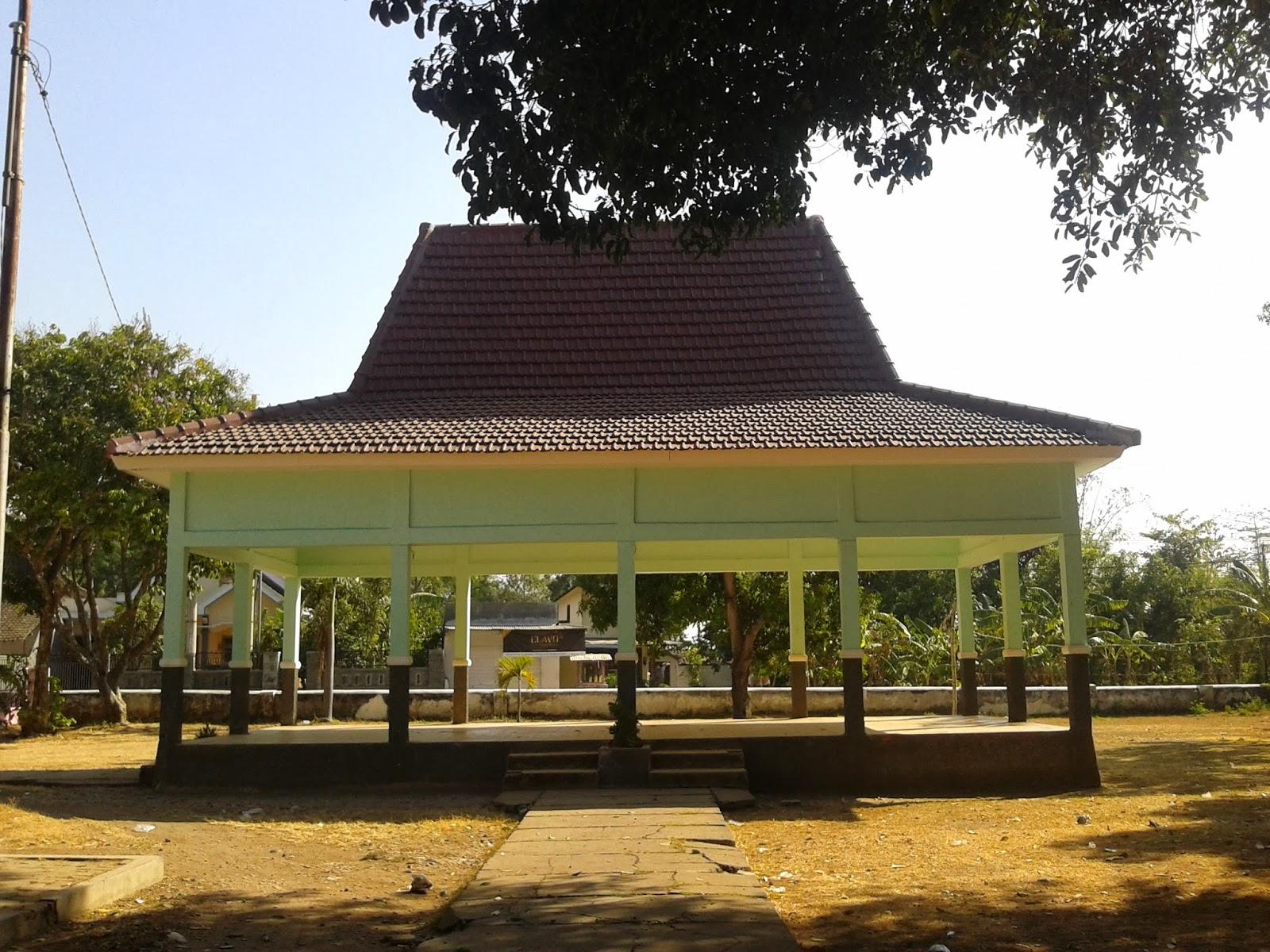 Menelusuri Kabupaten Nganjuk Mutiara Tersembunyi Monumen Bangunan Pingitan Timur Dr