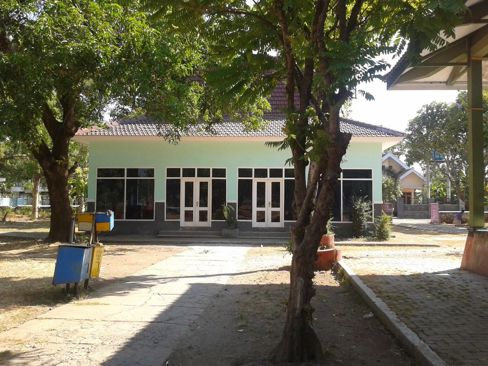 Menelusuri Kabupaten Nganjuk Mutiara Tersembunyi Oktober 2013 Bangunan Pingitan Barat