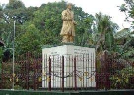 Nilla Blogger Monumen Jenderal Soedirman Nganjuk Dr Soetomo Kab