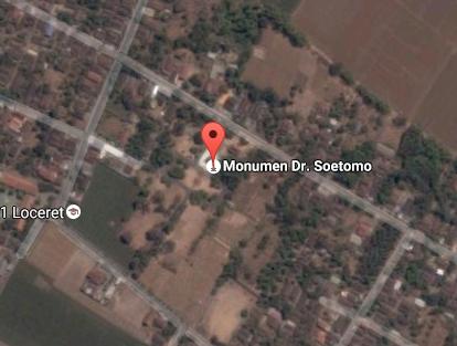 Pesona Keindahan Wisata Monumen Dr Soetomo Nganjuk Daftar Tempat Demikianlah