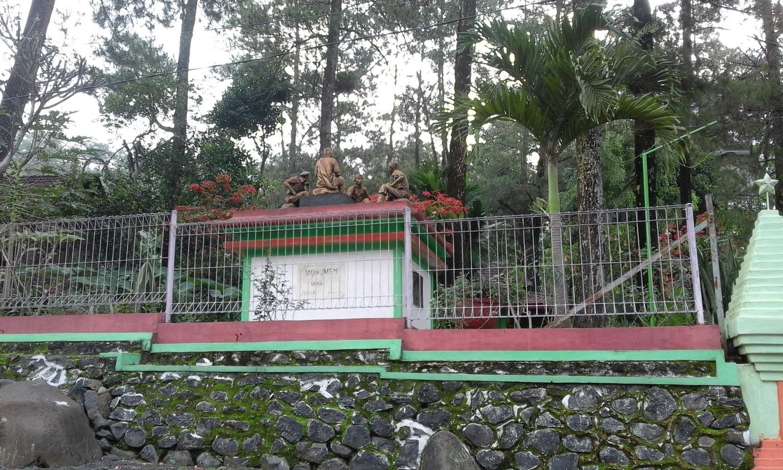 Petilasan Jendral Sudirman Kota Kabupaten Nganjuk Wisata Memang Memiliki Sejarah