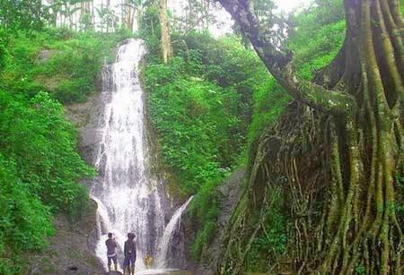 15 Tempat Wisata Nganjuk Jawa Timur Terbaik Air Terjun Merambat