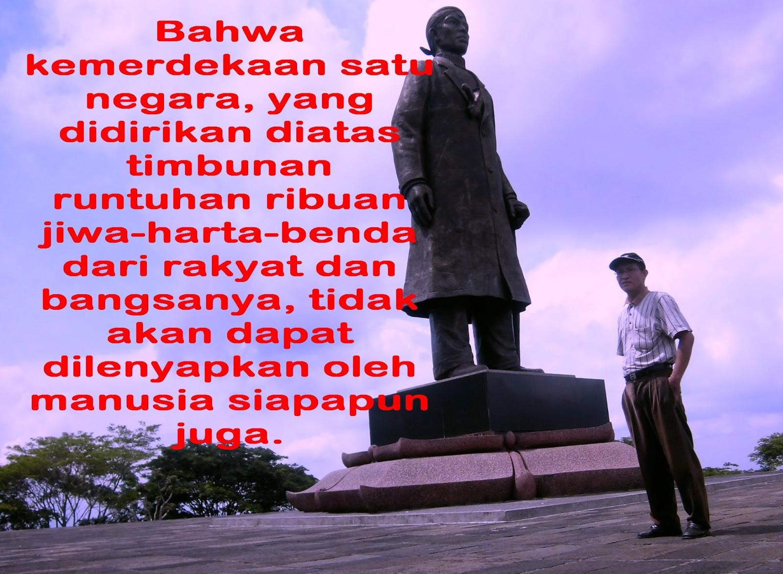 Firdaus Ubaidillah Jelajah Rute Gerilya Pb Soedirman Diy Jateng Makin