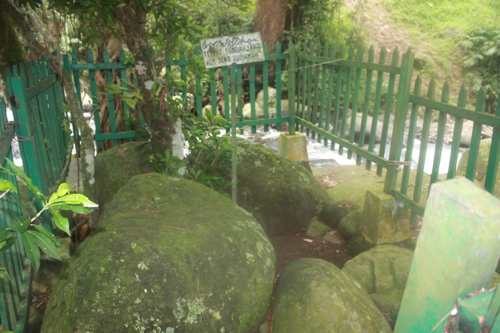 Information Internet Tempat Ibadah Jendral Sudirman Monumen Geriliya Jenderal Kab